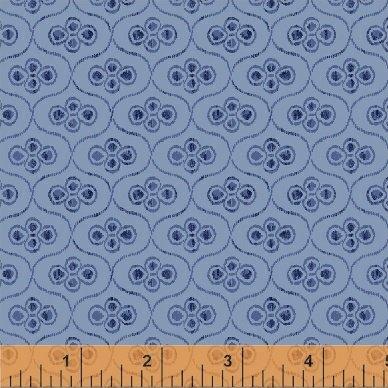 51427-3 Blue Byrd by Colonial Williamsburg for Windham Fabrics