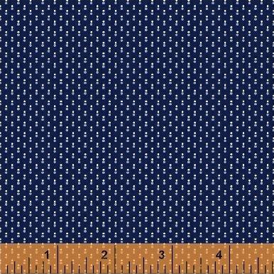 51430-2 Blue Byrd by Colonial Williamsburg for Windham Fabrics