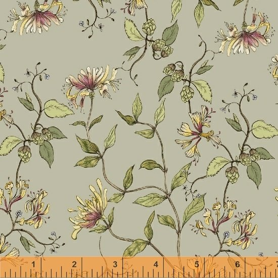 51433-2 Tell the Bees by Hackney & Co for Windham Fabrics