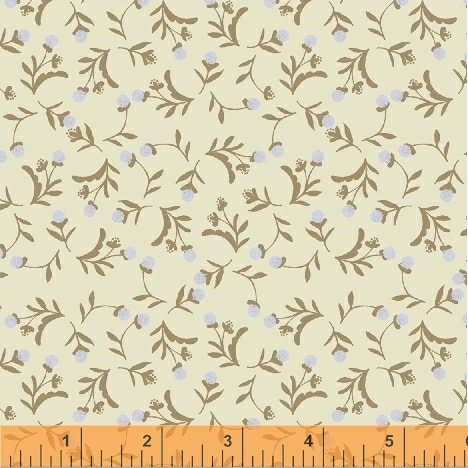 51436-1 Tell the Bees by Hackney & Co for Windham Fabrics