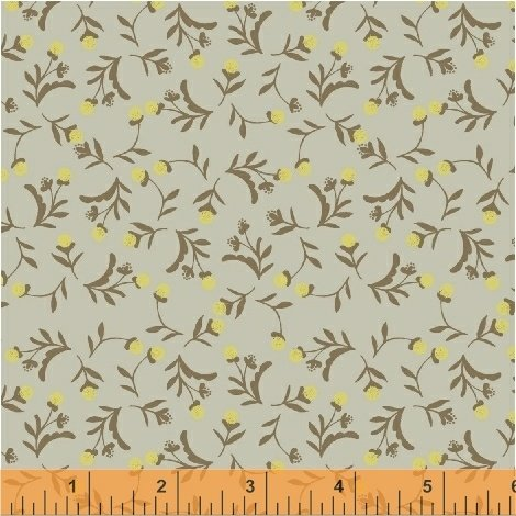 51436-2 Tell the Bees by Hackney & Co for Windham Fabrics