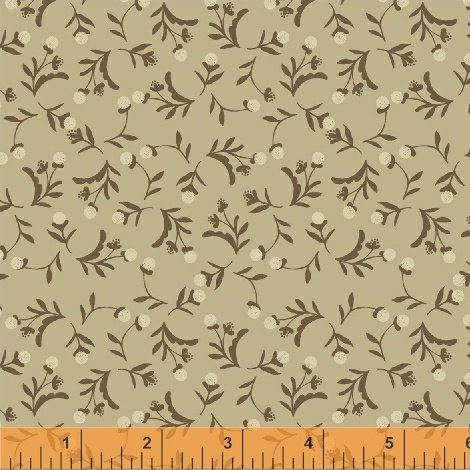 51436-3 Tell the Bees by Hackney & Co for Windham Fabrics