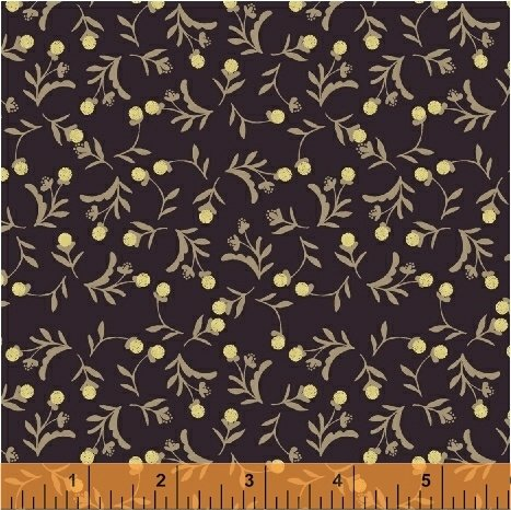 51436-4 Tell the Bees by Hackney & Co for Windham Fabrics