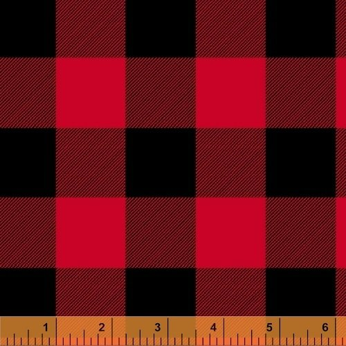 51462-1 Buffalo Plaid 108 Wide Back by Windham Fabrics