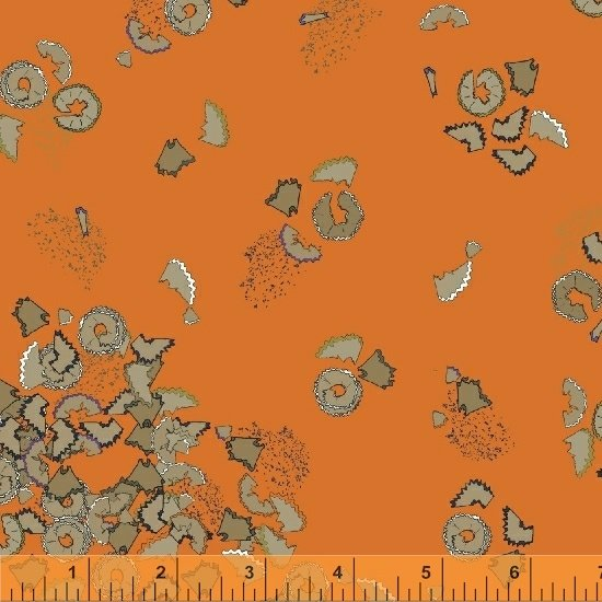51481-6 Pencil Club by Heather Givans of Crimson Tate for Windham Fabrics