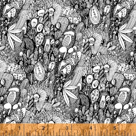 15497-1 Love the Earth by Windham Fabrics