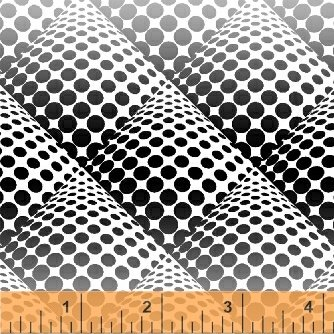 51528D-3 Pop Dots by Another Point of View for Windham Fabrics