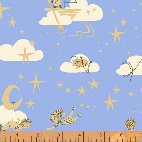 51542-1 Playground by Dylan M. for Windham Fabrics