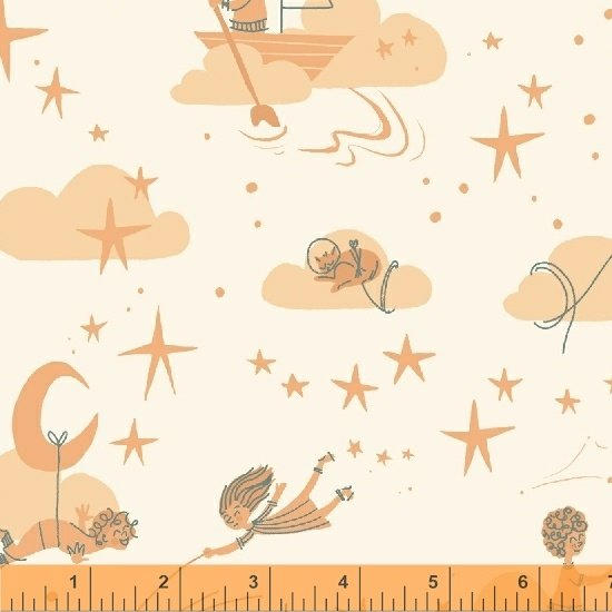 51542-3 Playground by Dylan M. for Windham Fabrics