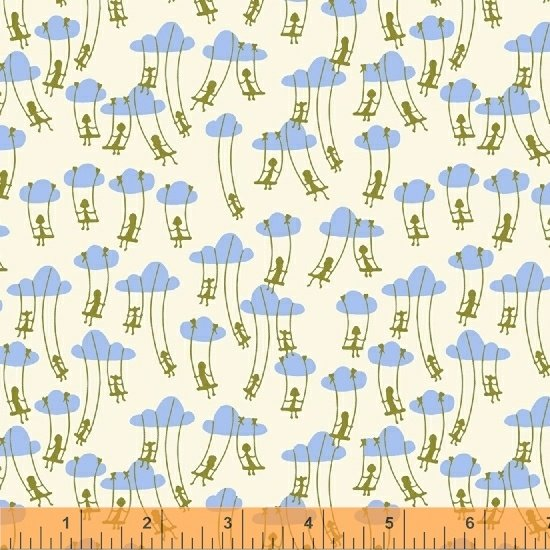 51547-1 Playground by Dylan M. for Windham Fabrics