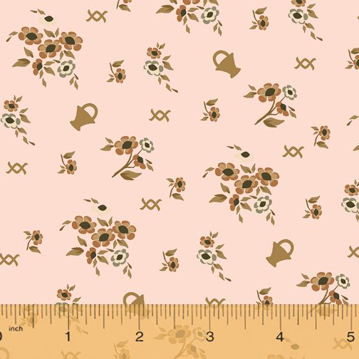 51551-2 French Armoire by Windham Fabrics