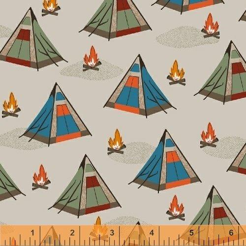 51560-1 Bear Camp by Windham Fabrics