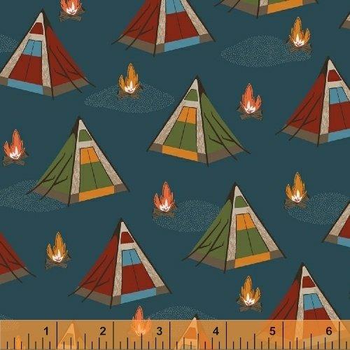 51560-2 Bear Camp by Windham Fabrics