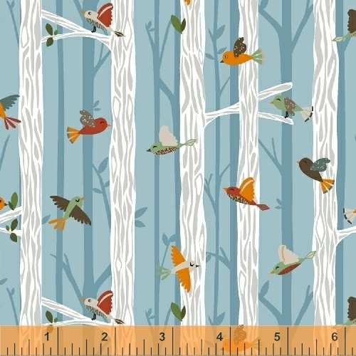 51561-5 Bear Camp by Windham Fabrics