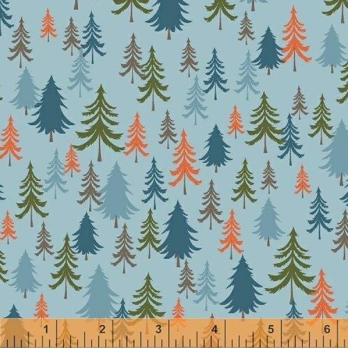 51562-5 Bear Camp by Windham Fabrics