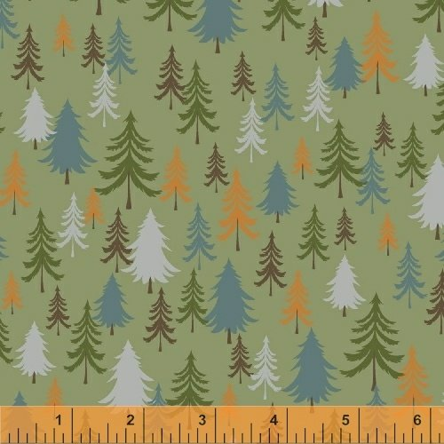 51562-6 Bear Camp by Windham Fabrics