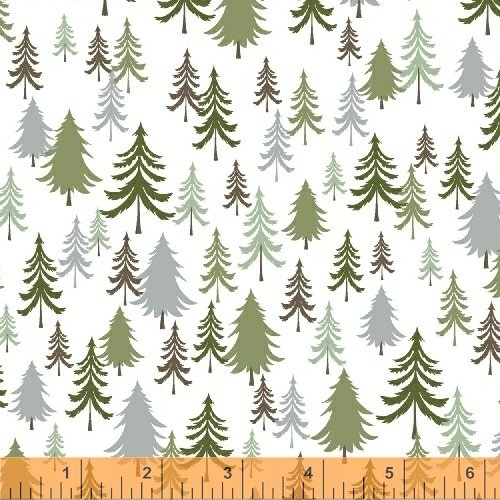 51562-7 Bear Camp by Windham Fabrics