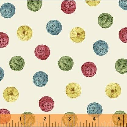 51608-2 Knit N Purlby Windham Fabrics