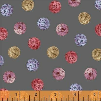 51608-3 Knit N Purlby Windham Fabrics