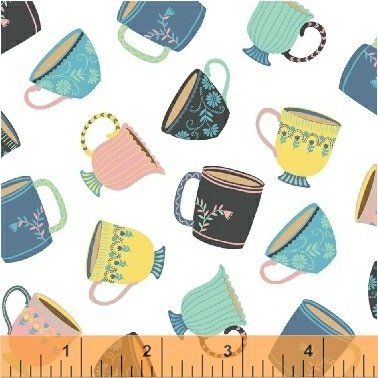 51614-1 My Cup of Tea by Windham Fabrics