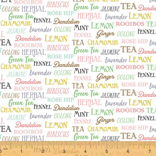 51616-1 My Cup of Tea by Windham Fabrics  - copy