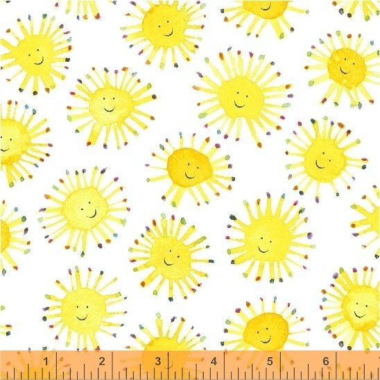 51650-1 Rain or Shine by Maria Carluccio for Windham Fabrics