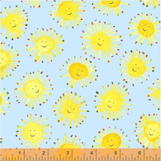 51650-2 Rain or Shine by Maria Carluccio for Windham Fabrics