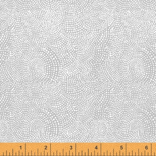 51690-3 Simply White by Another Point of View for Windham Fabrics