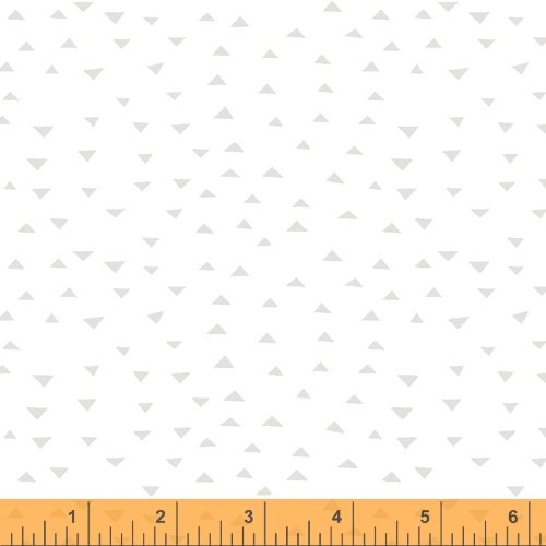 51692-1 Simply White by Another Point of View for Windham Fabrics