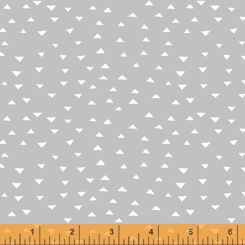 51692-3 Simply White by Another Point of View for Windham Fabrics