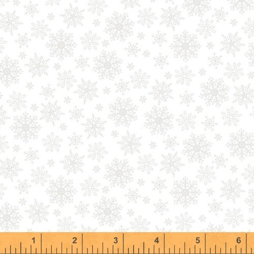 51694-1 Simply White by Another Point of View for Windham Fabrics