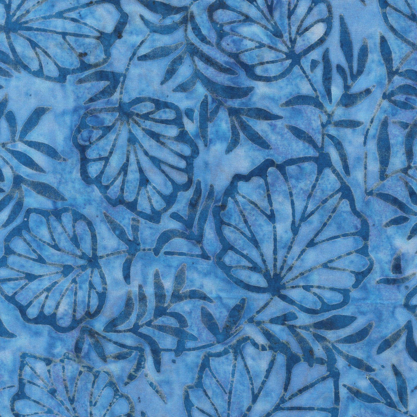 516Q-X Rayon Batiks by Anthology Fabrics