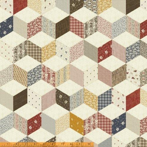 51714-X Walnut Creek by Julie Hendricksen for Windham Fabrics