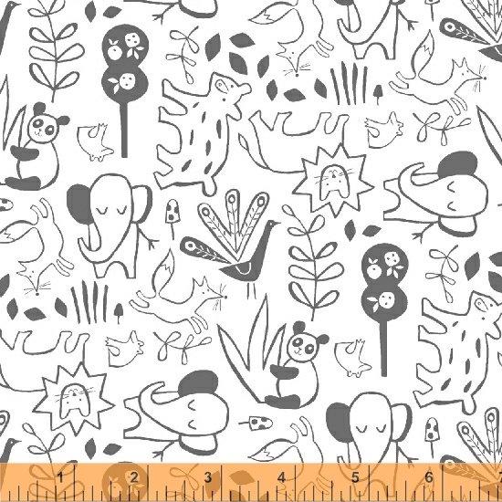 51733-3 Dream by Jill McDonald for Windham Fabrics