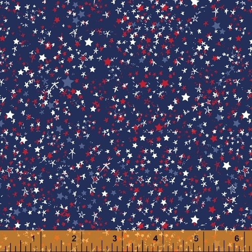 51766-1 Pride & Honor by Whistler Studios for Windham Fabrics