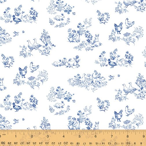 51832-1 English Garden by Clare Therese Gray for Windham Fabrics