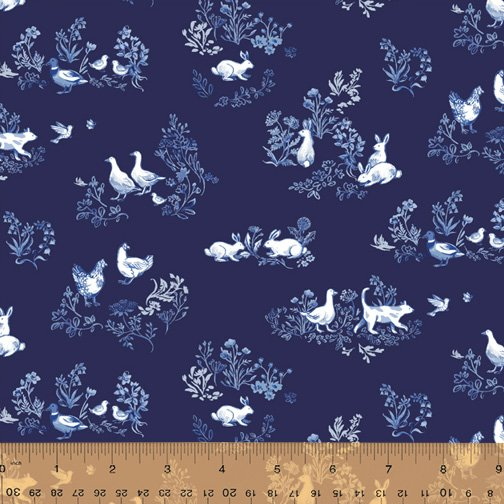 51832-2 English Garden by Clare Therese Gray for Windham Fabrics