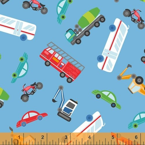 51838-4 Around Town by Whistler Studios for Windham Fabrics