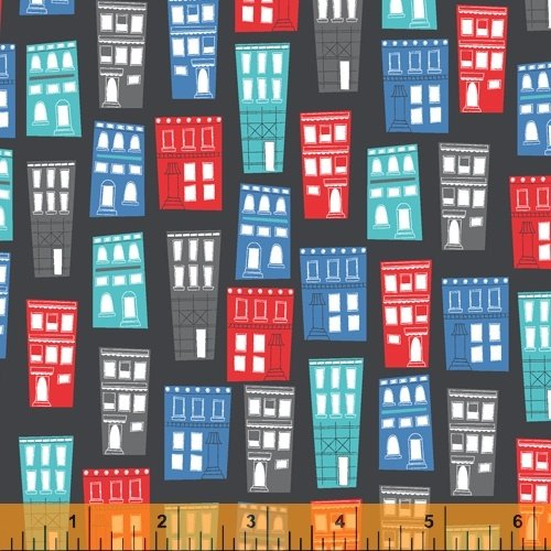 51840-6 Around Town by Whistler Studios for Windham Fabrics