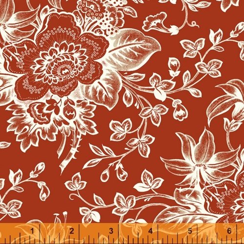 51844-2 Scarlett by Mary Koval for Windham Fabrics