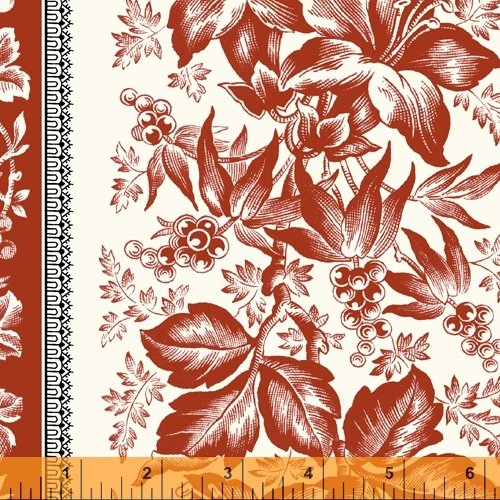 51845-1 Scarlett by Mary Koval for Windham Fabrics
