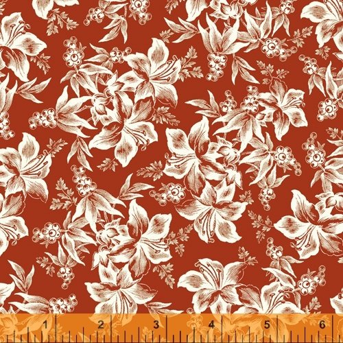 51847-2 Scarlett by Mary Koval for Windham Fabrics