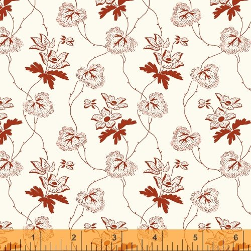 51848-1 Scarlett by Mary Koval for Windham Fabrics