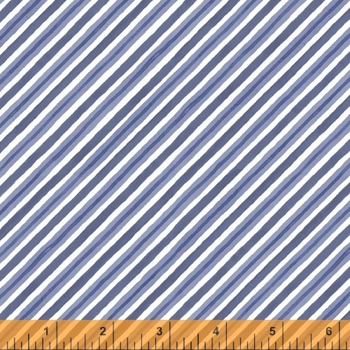 51878-4 Winter Gnomes by Striped Pear Studio for Windham Fabrics