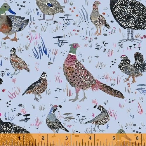 51920-4 Fox Wood by Betsy Olmsted for Windham Fabrics