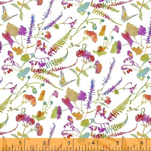 51921-1 Fox Wood by Betsy Olmsted for Windham Fabrics