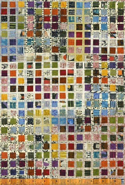 51956D-X Curiosity by Marcia Derse for Windham Fabrics