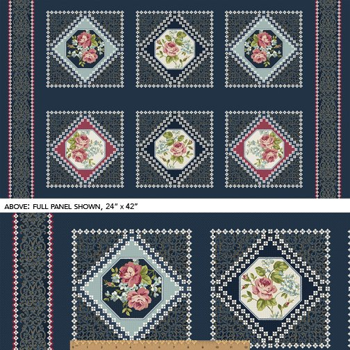 51960PM-X Spellbound by Katia Hoffman for Windham Fabrics