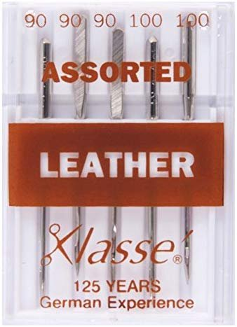 Klasse Leather Machine Needle Size 14/90