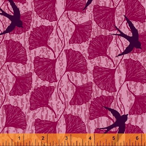 52011-2 Norma Rose by Natalie Barnes of Beyond the Reef for Windham Fabrics
